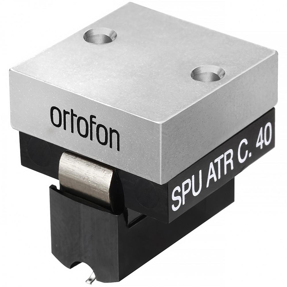 Ortofon SPU ATR Celebration 40 + Stylus Force Scale