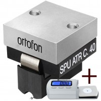 Ortofon SPU ATR Celebration 40 + Stylus Force Scale