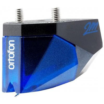 Ortofon 2M Blue Verso (Montage von unten)