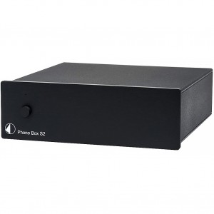 Pro-Ject Phono Box S2 Phono Preamplifier
