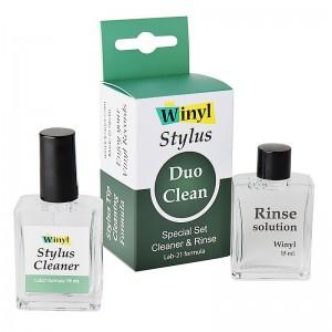 Winyl Stylus Duo Clean Set