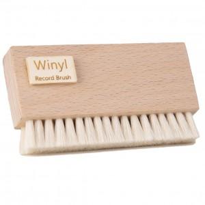 Winyl W-Record Brush Goats Hair