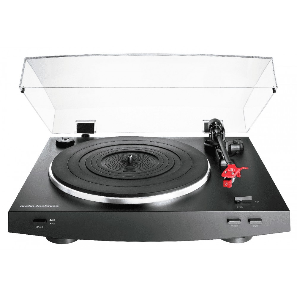 Audio Technica AT-LP3 Black Turntable