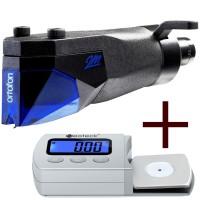 Ortofon 2M Blue PnP MKII + Stylus Force Scale
