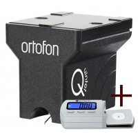 Ortofon MC Quintet Black S + Stylus Force Scale