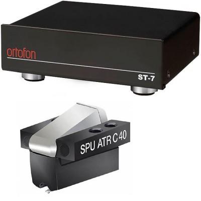 SPU ATR Celebration 40 Super Pack (MC Cartridge + MC Transformer)