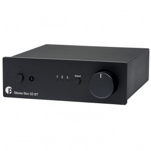 Pro-Ject Stereo Box S2 BT (Bluetooth)
