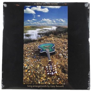 """Rega LP """"A bend in the river"""""""