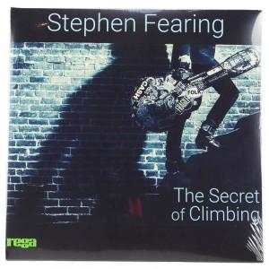 "Rega LP ""THE SECRET OF CLIMBING"" Stephen Fearing"